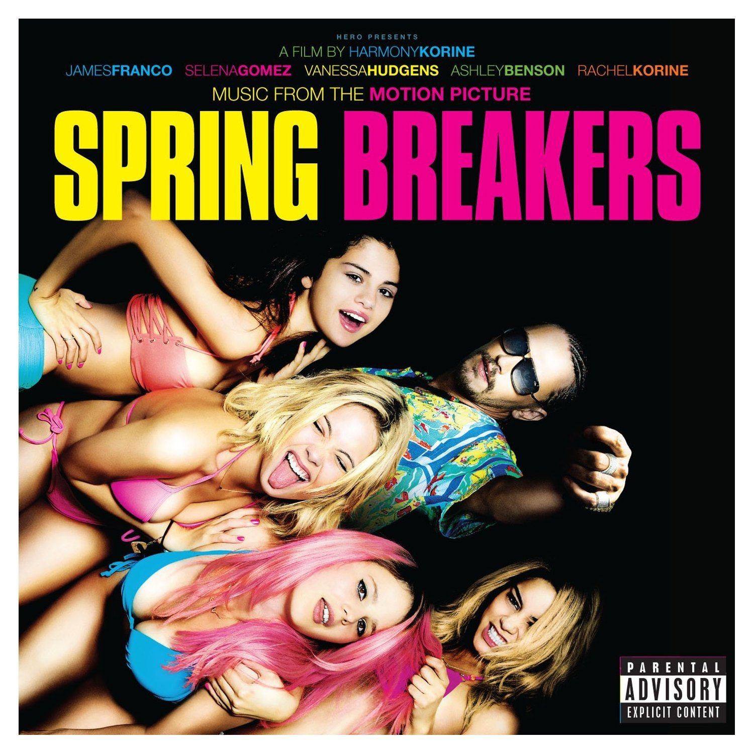 spring breakers The 100 Greatest Movie Soundtracks of All Time