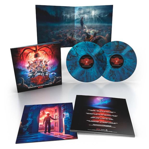 st S U R V I V E's Stranger Things 2 soundtrack to get four deluxe vinyl releases