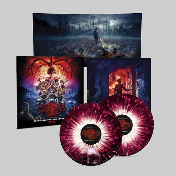 st2 S U R V I V E's Stranger Things 2 soundtrack to get four deluxe vinyl releases