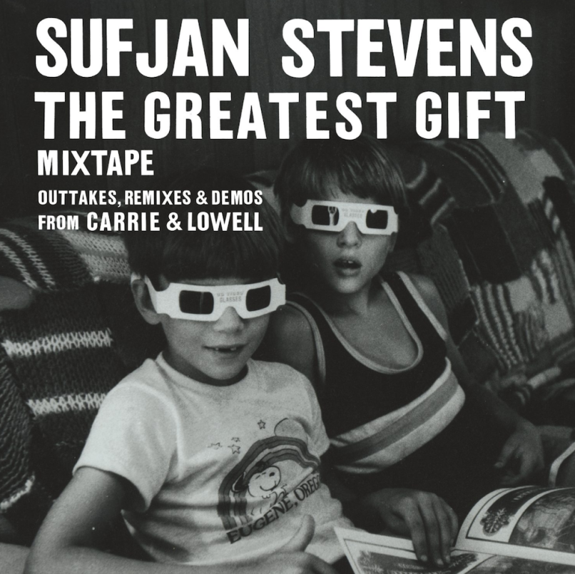 sufjan stevens stream greatest gift mixtape new Sufjan Stevens unveils The Greatest Gift mixtape: Stream