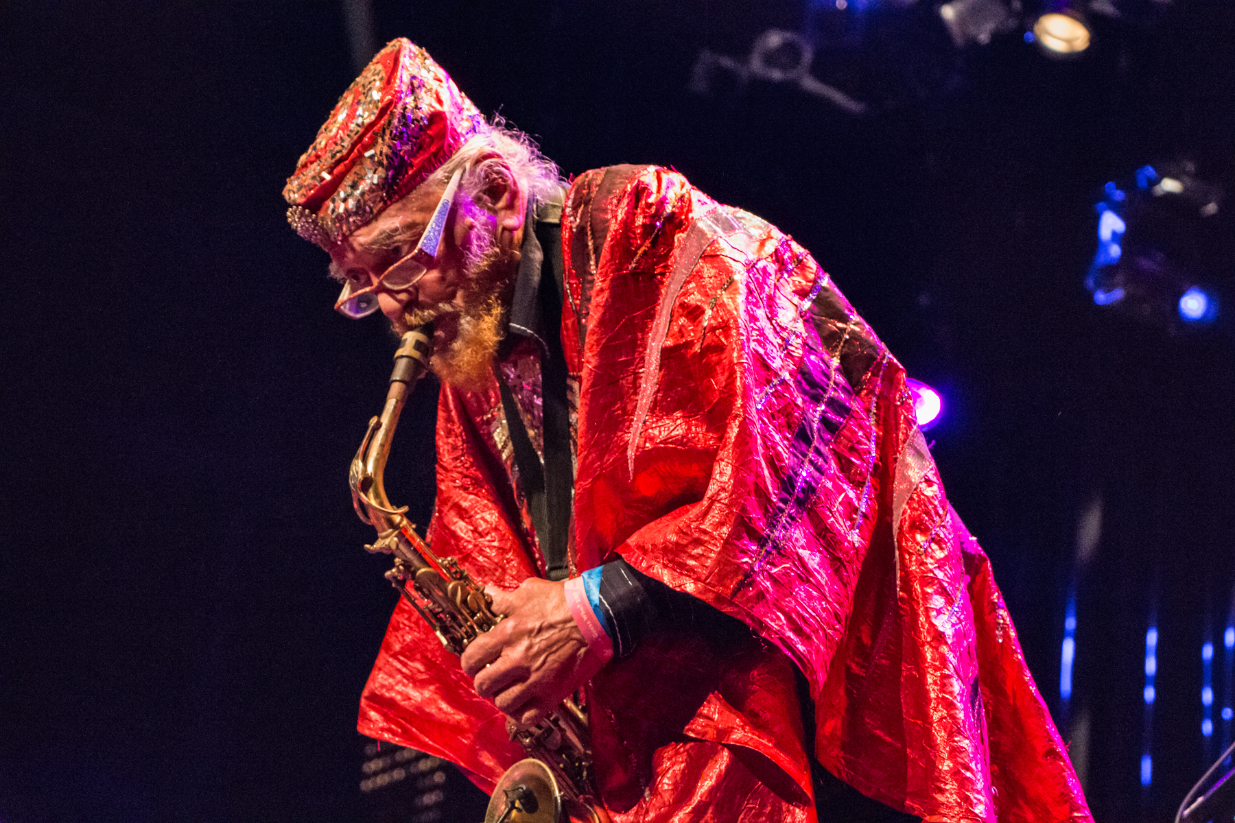 Su Ra Arkestra // Photo by Lior Phillips