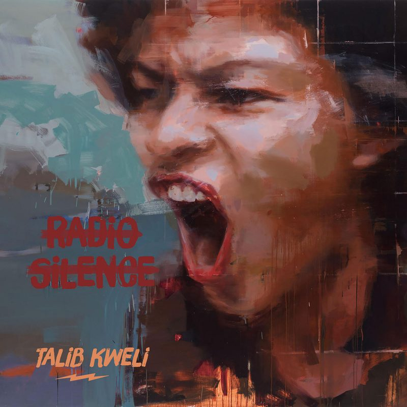 tab e1510865461992 Talib Kweli releases new album Radio Silence: Stream/download