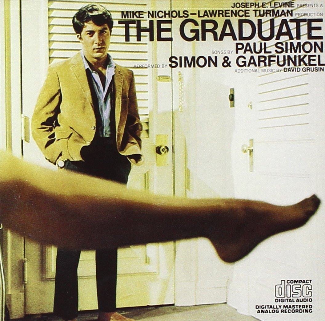 the graduate The 100 Greatest Movie Soundtracks of All Time