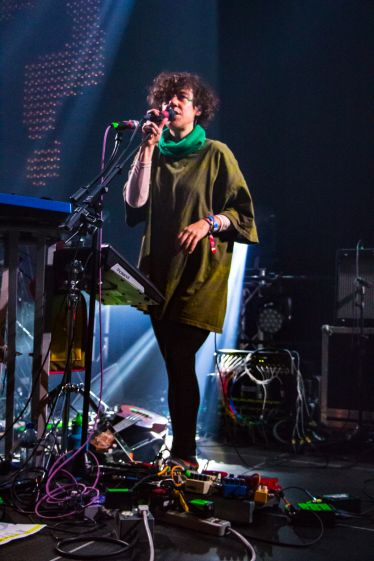 Tune-Yards // Photo by Lior Phillips