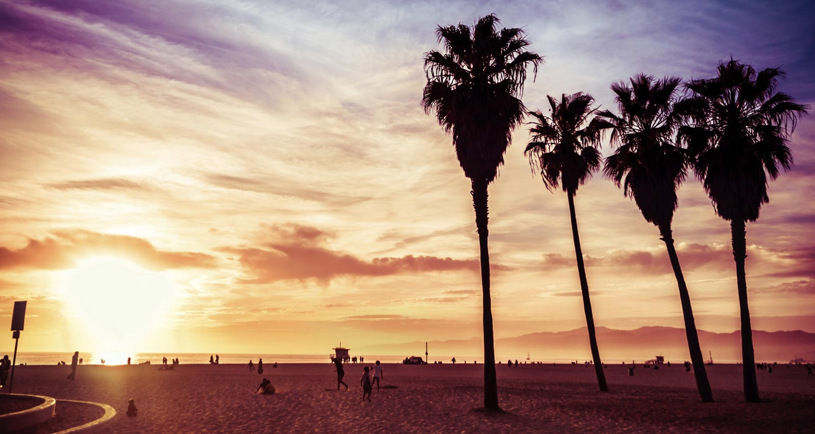 venice beach 2 The Big Pink teams with Io Echo and Yeah Yeah Yeahs Nick Zinner for new single How Far Weve Come: Stream