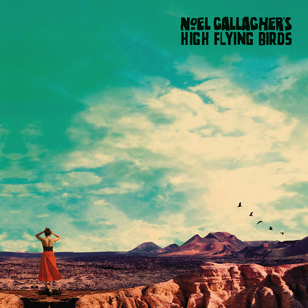 who built the moon You Don't Own Me: A Conversation with Noel Gallagher