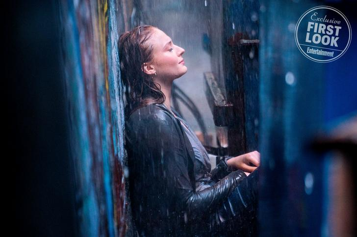 0gfveir Heres your first look at Sophie Turner in X Men: Dark Phoenix