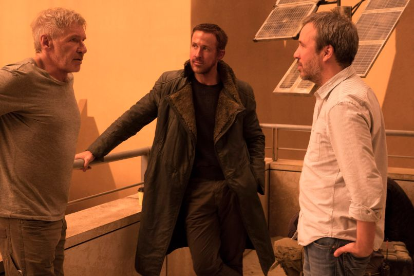 blade runner 2049 denis villeneuve Filmmaker of the Year Denis Villeneuve on Crafting the Essential Sequel