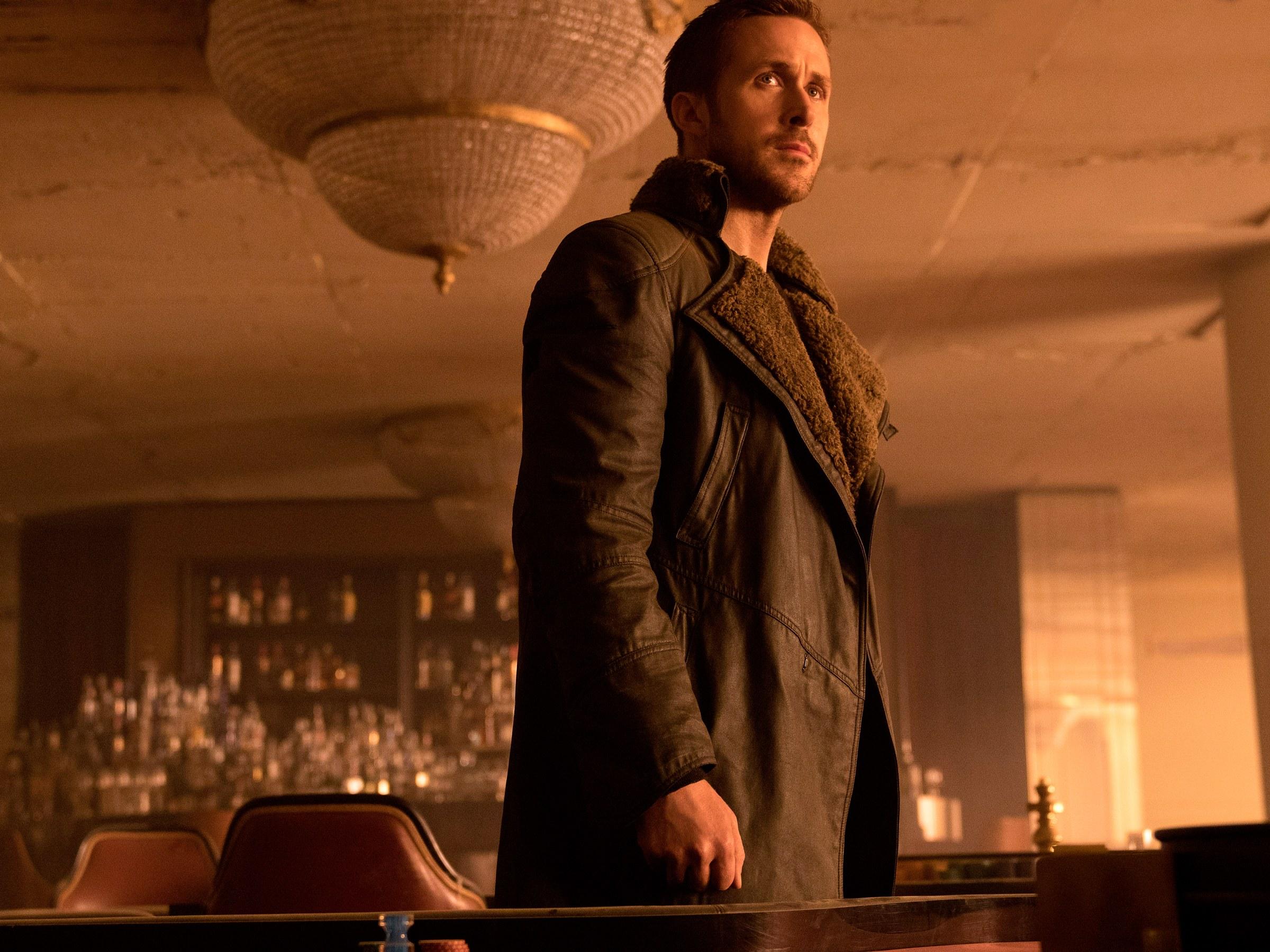 bladerunner ta Filmmaker of the Year Denis Villeneuve on Crafting the Essential Sequel