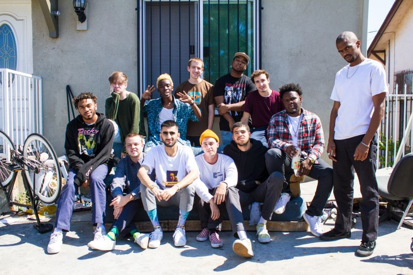 brockhampton empire Rookie of the Year Brockhampton Makes Boy Bands Cool Again