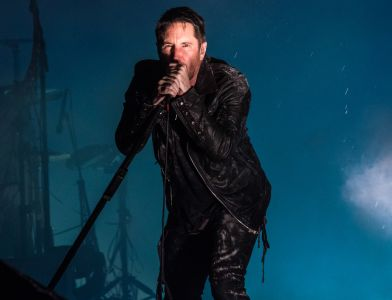 Nine Inch Nails, photo by David Brendan Hall