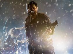 Nine Inch Nails // photo by David Brendan Hall