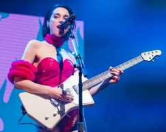 St. Vincent // photo by David Brendan Hall