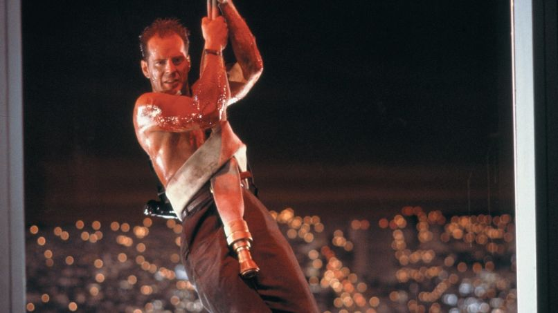 die hard The 100 Greatest Summer Blockbuster Movies of All Time