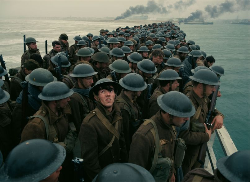 dunkirk Top 25 Movies of 2017
