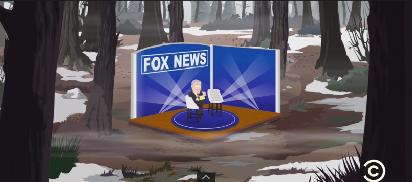 fox trap Recapping South Park: Splatty Tomato Delivers a 100% Fresh Season Send Off