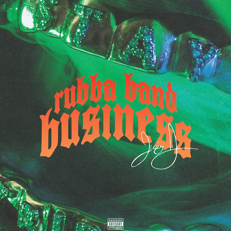 Album Review: Juicy J - Rubba Band Business