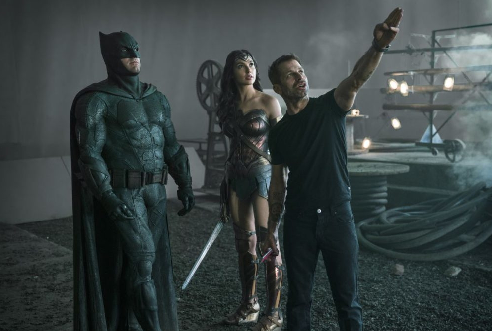 DC Films is firing pretty much everyone responsible for disastrous Justice League movie