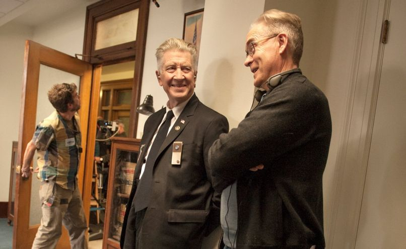 rr 10737 r 1 Showrunners of the Year David Lynch and Mark Frost Stole Summer 2017 with Twin Peaks: The Return