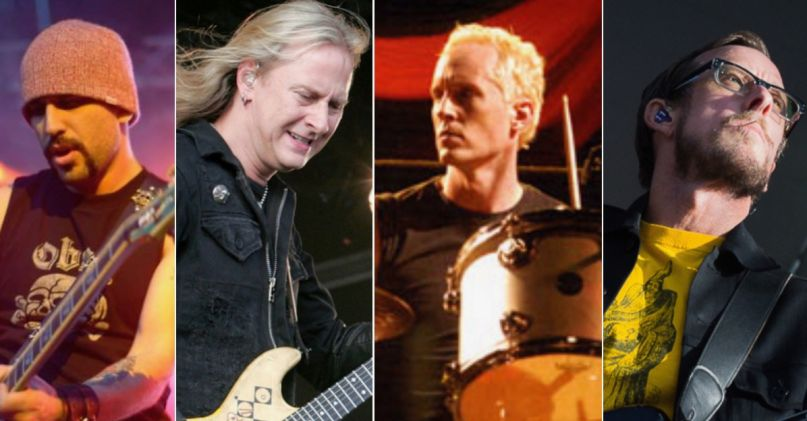 Members of Alice in Chains, Weezer, Devo, Apocalyptica to