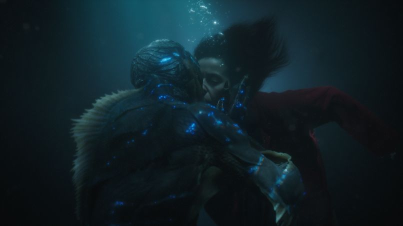 shape of water Top 25 Movies of 2017