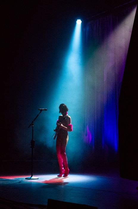 St. Vincent // Photo by Ben Kaye