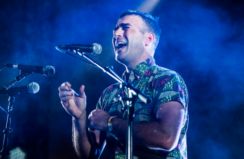 Sufjan Stevens, photo by Philip Cosores