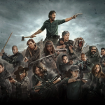 The Walking Dead, AMC, Series, Zombies