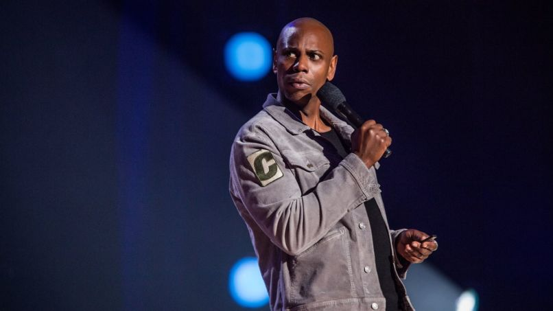 171231 wilstein dave chappelle hero vblkc3 Dave Chappelle's Netflix Specials Raise the Question: Is The Pussy Joke Off Limits in 2018?