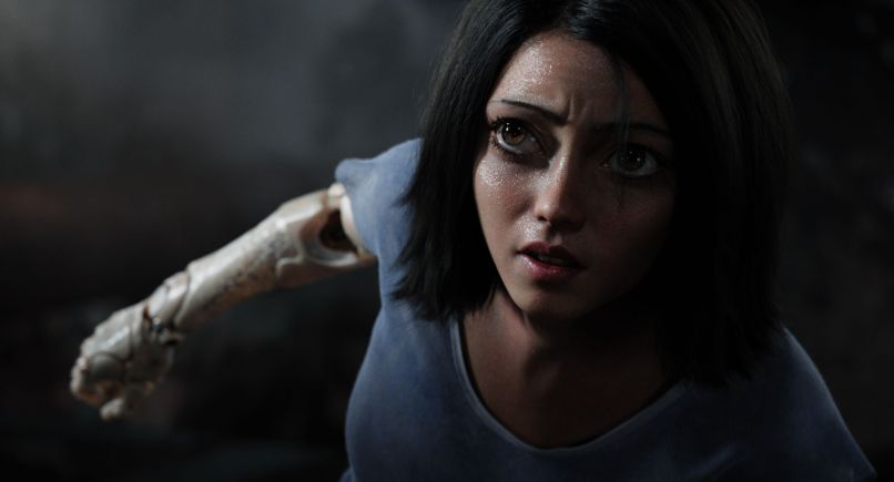 alita battle angel 2018 The 25 Most Anticipated Movies of 2018