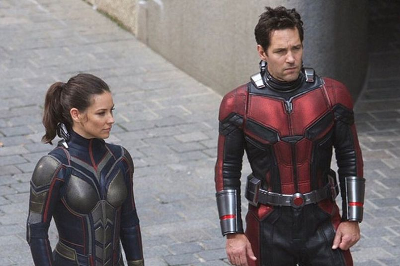 ant man The 25 Most Anticipated Movies of 2018
