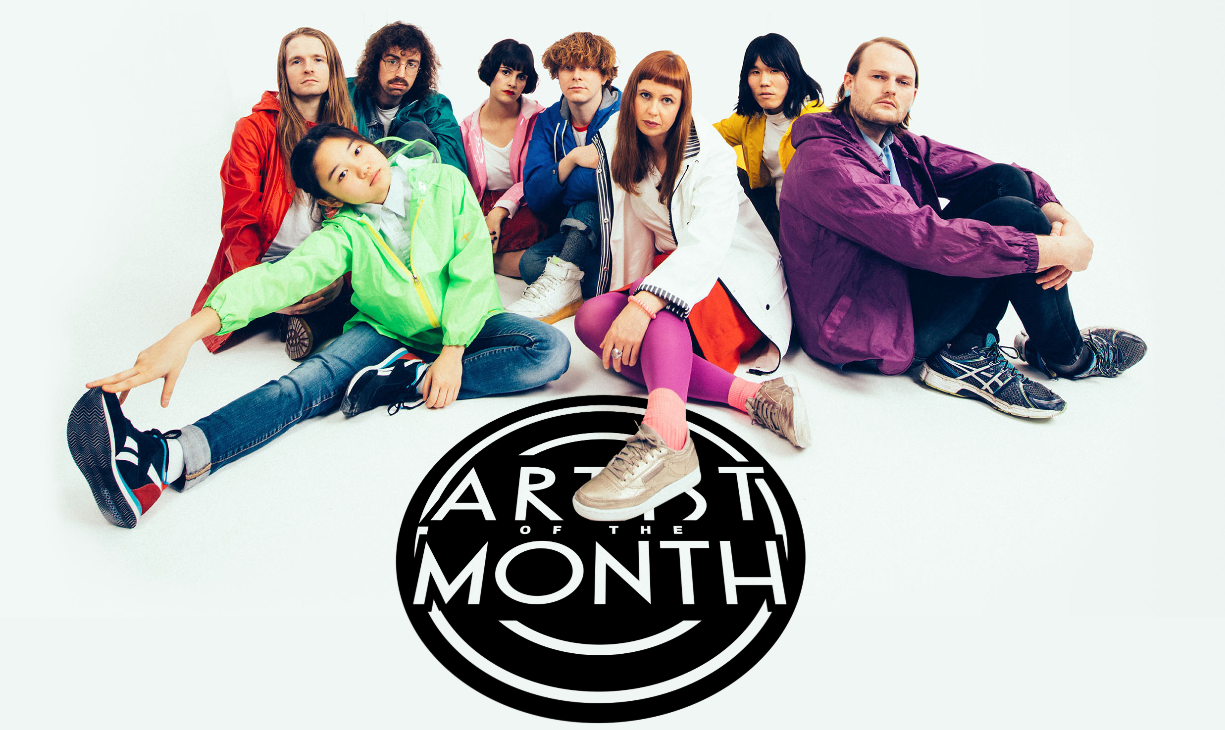 Artist of the Month Superorganism on Becoming a Band Before