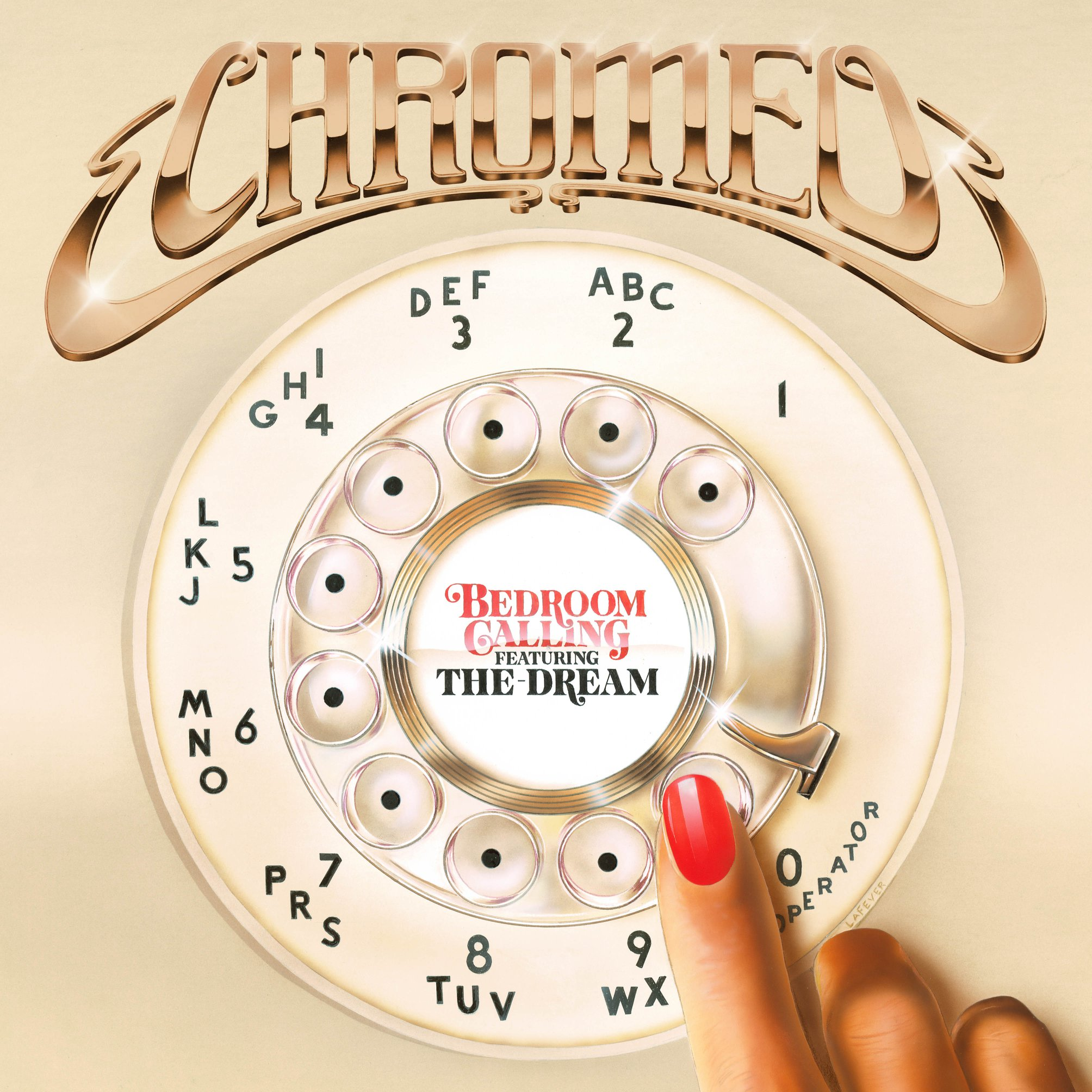 chromeo bedroom calling the dream Chromeo enlist The Dream for sexy new song Bedroom Calling: Stream