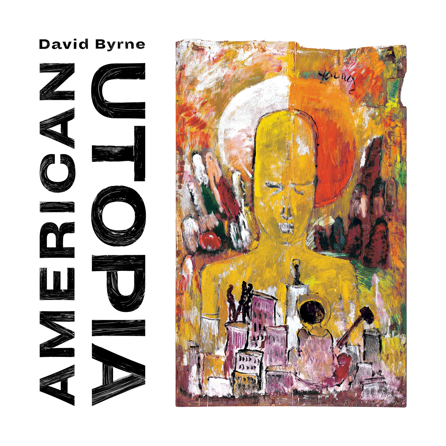 david byrne american utopia David Byrne announces first solo album in 14 years, American Utopia, shares lead single, Everybodys Coming to My House: Stream