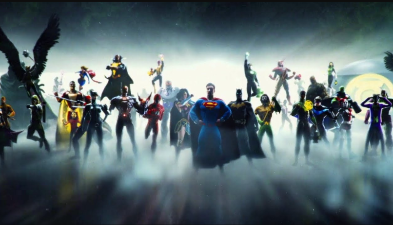 Warner Bros  names IT producer Walter Hamada as new DC Films President