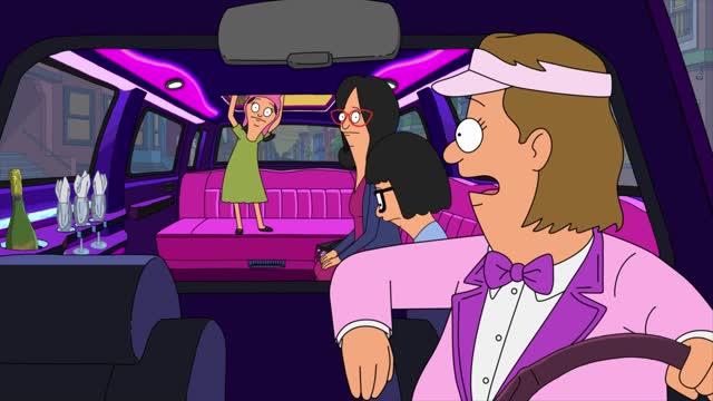 default Tina Belcher Chooses Girl Power over Stink Bombs on Bob's Burgers