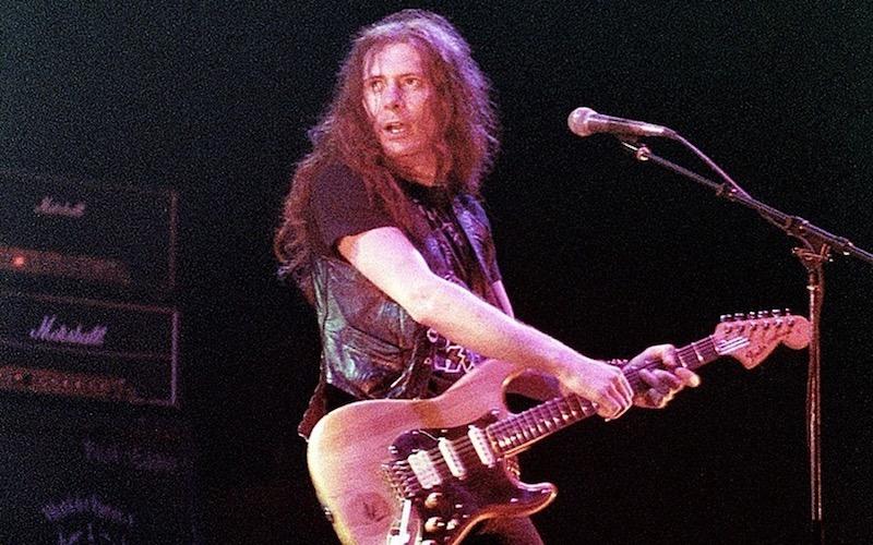 R I P  Eddie Clarke, founding Motörhead guitarist dies at 67