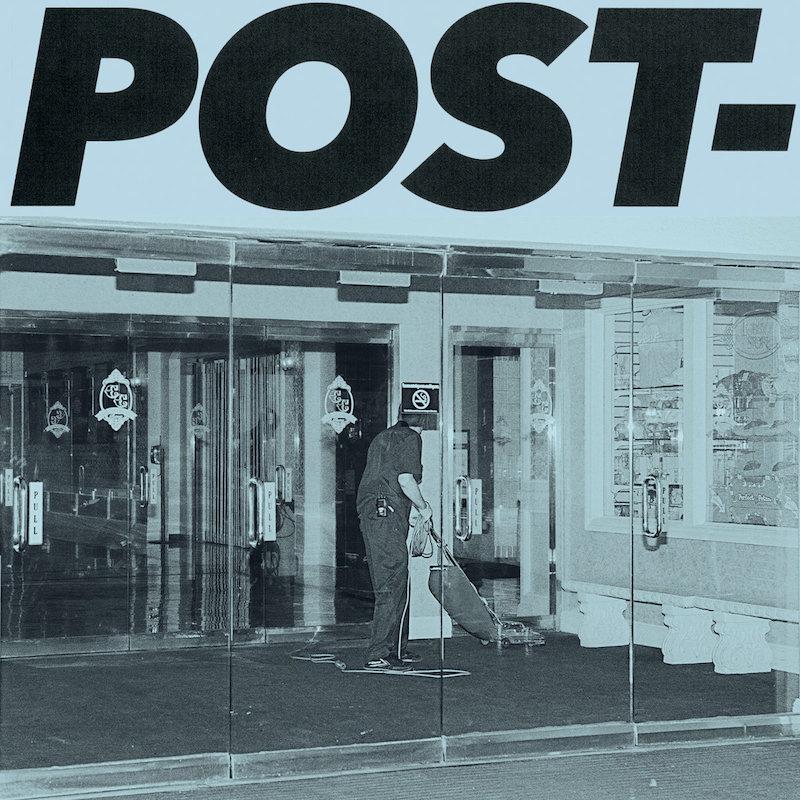 jeff rosenstock post artwork Jeff Rosenstock shares surprise new album, POST : Stream