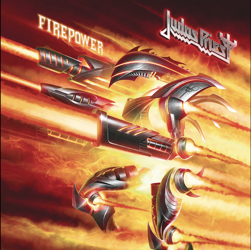 judas priest firepower album lightning strike Judas Priest announce new album, Firepower, share Lightning Strike video: Watch