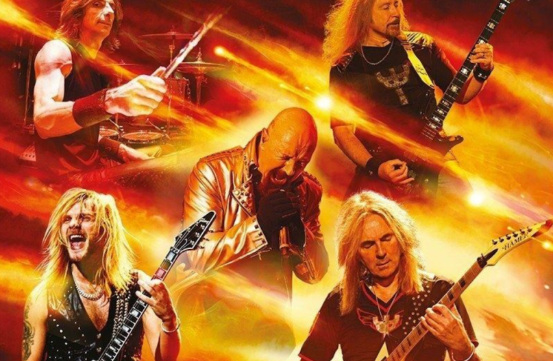 bb3049dd456 Judas Priest announce new album