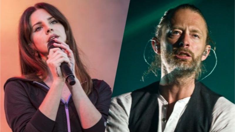 Lana Del Rey and Radiohead