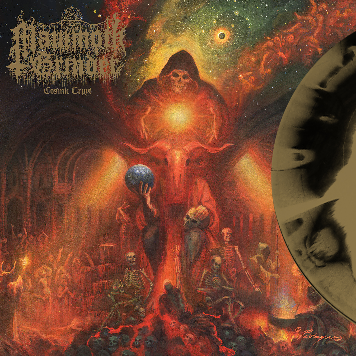 Mammoth Grinder — Cosmic Crypt