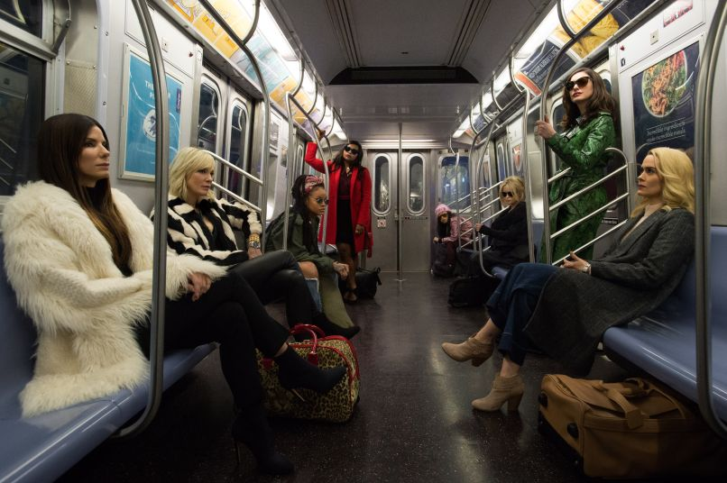 oceans 8 The 25 Most Anticipated Movies of 2018