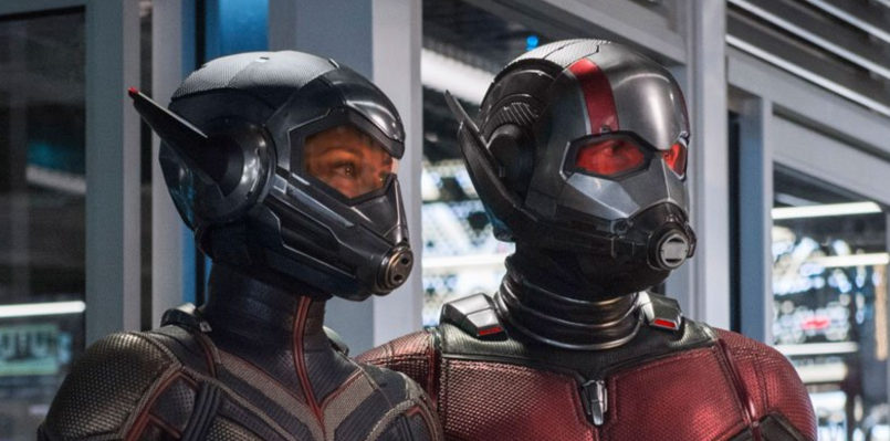 The First Trailer For Ant Man And The Wasp Buzzes Online Watch