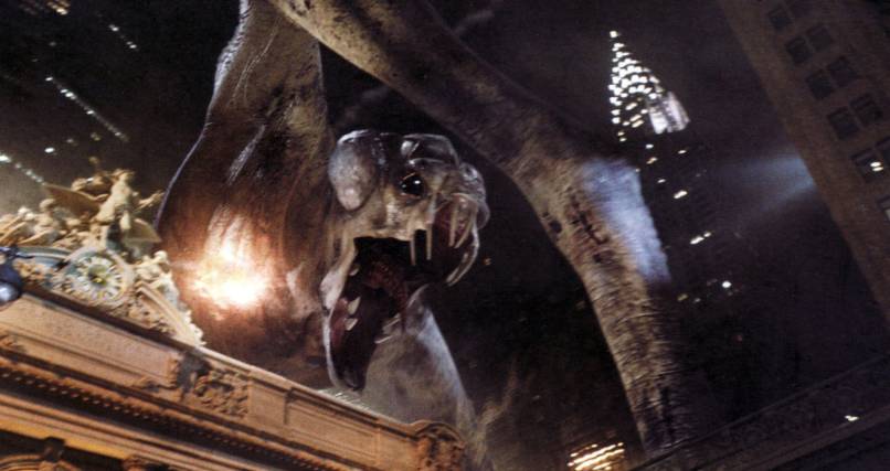 There's a Cloverfield 4, it's set during World War II, and it's