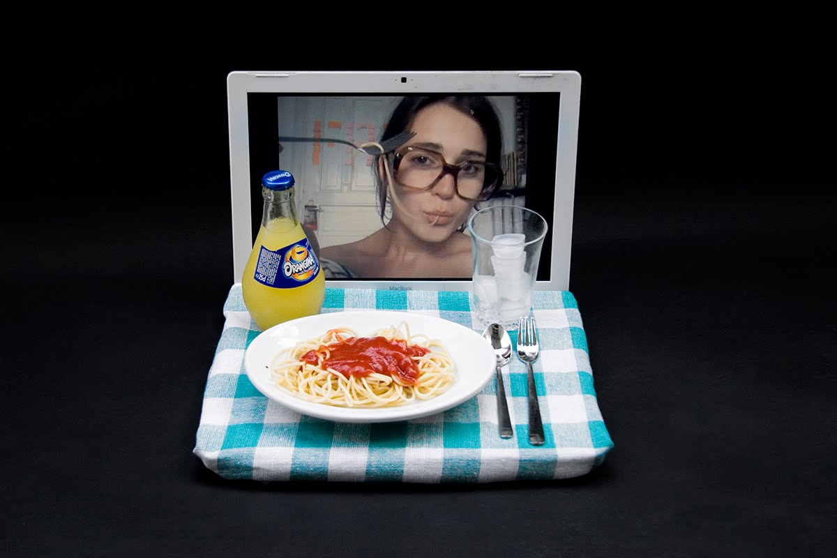 skype meal Artist of the Month Superorganism on Becoming a Band Before Ever Being in the Same Room