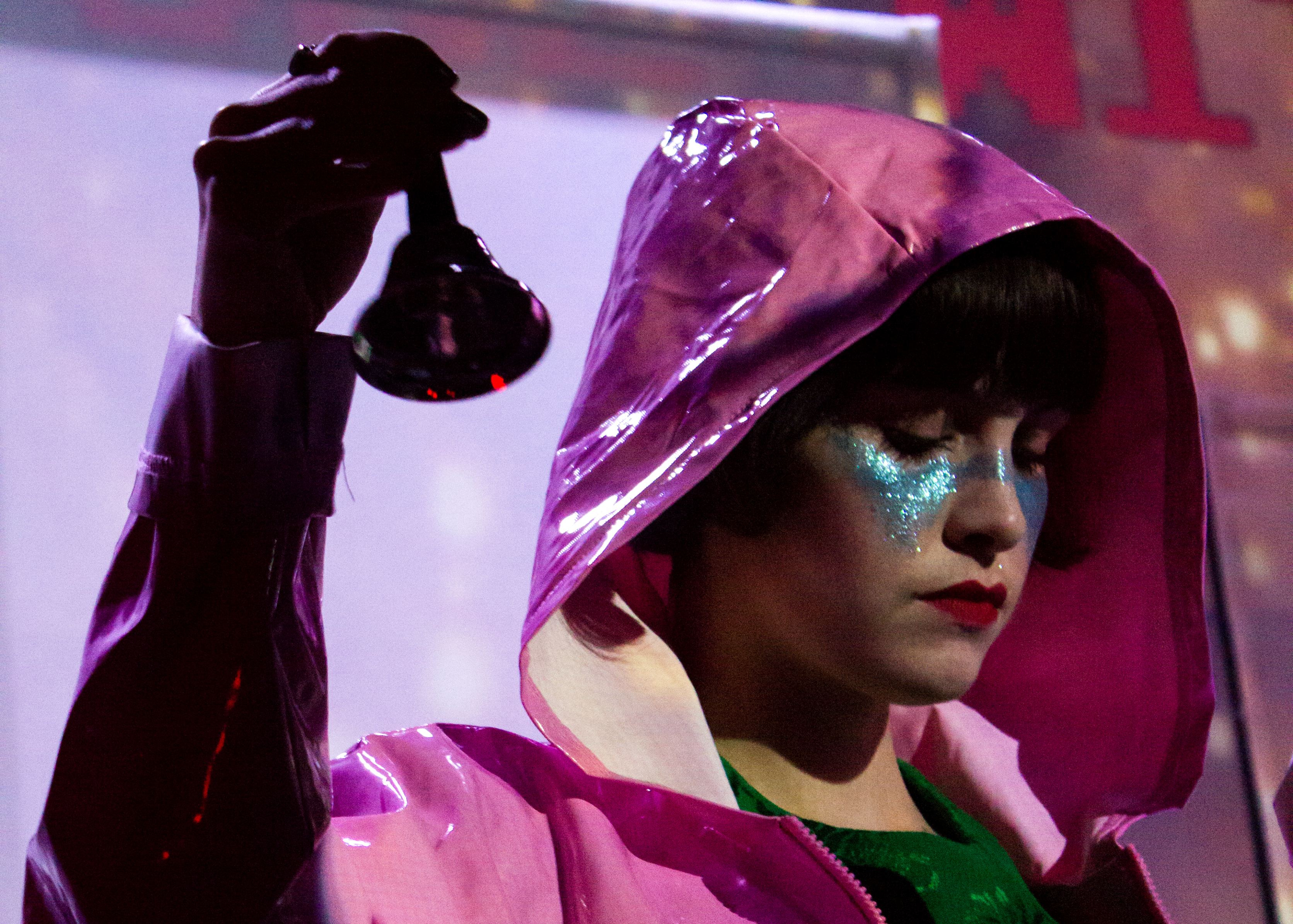 superorganism live 2 Artist of the Month Superorganism on Becoming a Band Before Ever Being in the Same Room
