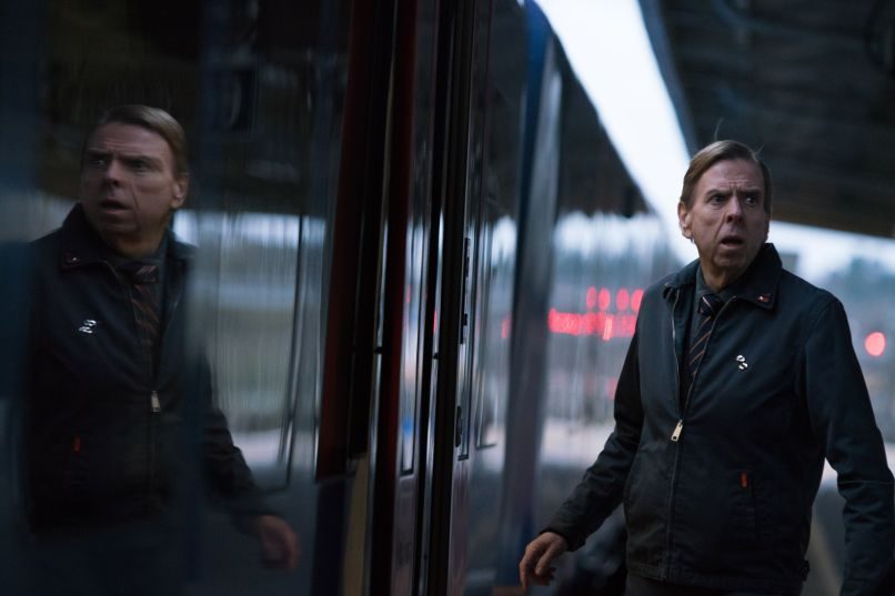 "the commuter If You Only Watch One of Philip K. Dick's Electric Dreams, Make It ""The Commuter"""