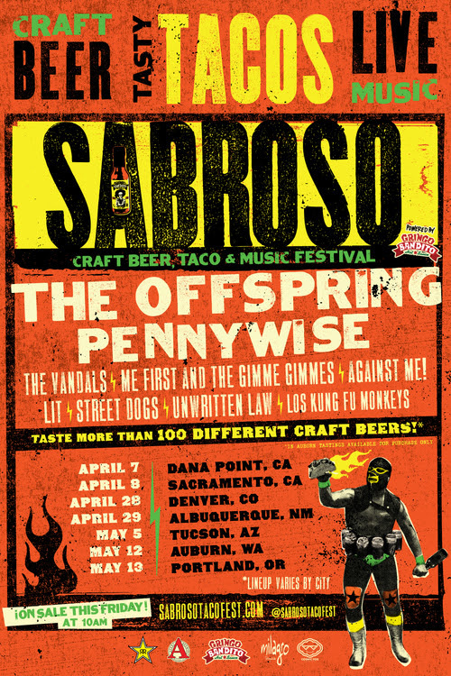 the offspring tour The Offspring announce 2018 tour dates alongside Pennywise, Against Me!, and The Vandals