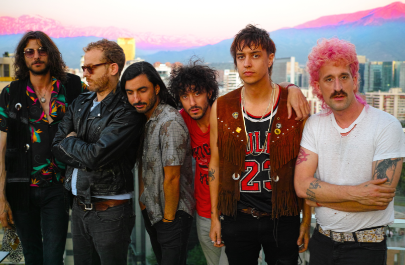 The Voidz featuring Julian Casablancas